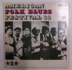 American Folk Blues Festival 66 2LP (EX/EX) NDK