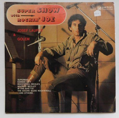 Suoer Show with Rockin Joe LP (VG+/VG+) CZE