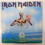 Iron Maiden - Seventh Son Of A Seventh Son LP (VG+/VG) HUN, 1988