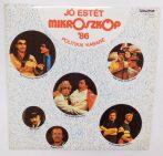 Jó Estét Mikroszkóp '86 - Politikai Kabaré LP (EX/EX)