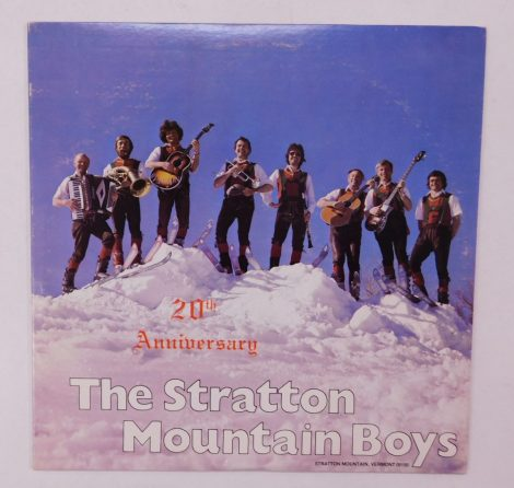 The Stratton Mountain Boys - 20th Anniversary LP (EX/VG+) 1996