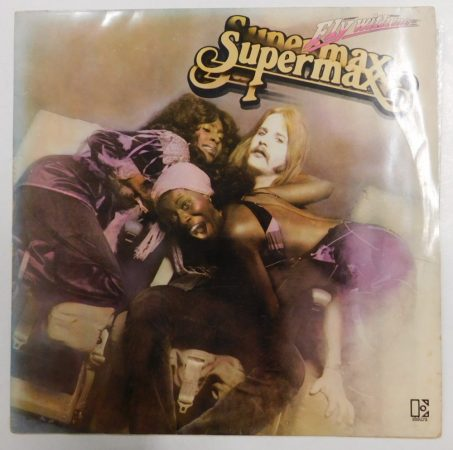 Supermax - Fly with Me LP (EX/VG) IND