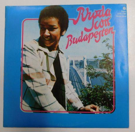 Rhoda Scott Budapesten LP (VG+/VG+) HUN