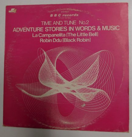 Time and Tune No 2. - Adventure Stories in Words and Music LP (EX/VG) UK