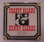 Francy Boland & Kenny Clarke Big Band - Famous Orchestra LP (EX/VG) CZE.
