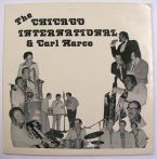 The Chicago Internation and Carl Marco LP (VG+/EX) USA