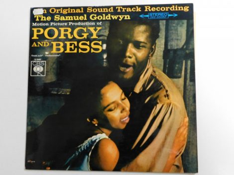 The Samuel Goldwyn Motion Picture Production Of Porgy And Bess LP (VG+/VG+) GER