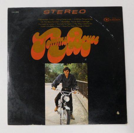 Tommy Boyce LP (VG+/G+) USA.