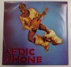 Afric Simone - s/t. LP (EX/VG-) POL
