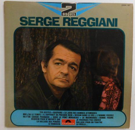 Serge Reggiani - Serge Reggiani 2xLP (VG+/VG) FRA