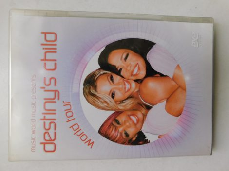 Destiny's Child - World Tour DVD (NRB)