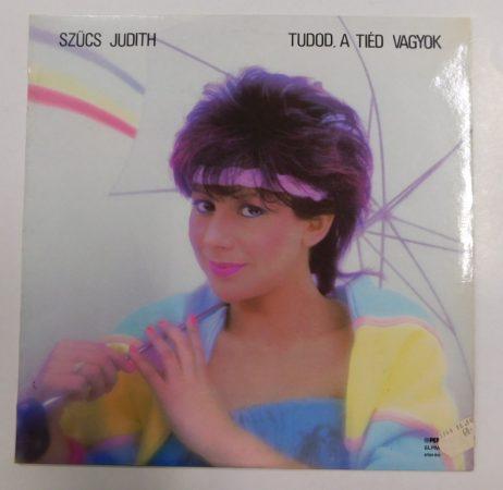 Szűcs Judith: Tudod, a tiéd vagyok LP (VG+/VG+) HUN