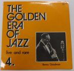 The Golden Era Of Jazz 4. - Benny Goodman LP (VG/VG+) HUN.