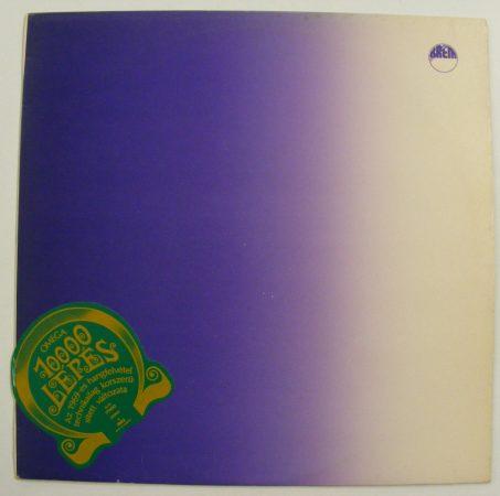 Omega - 10000 lépés LP (VG++/VG) tízezer (Krém)
