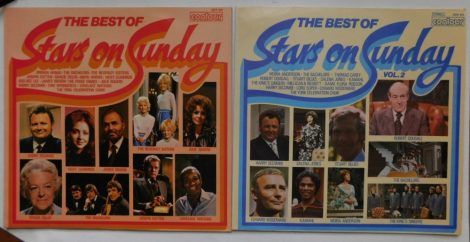 V/A - The Best of Stars of Sunday 1-2 / 2LP (EX/EX) UK