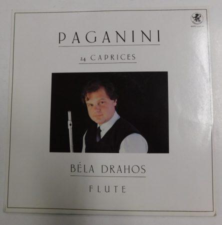 Paganini - 24 Caprices - Béla Drahos 2LP (NM/NM) HUN