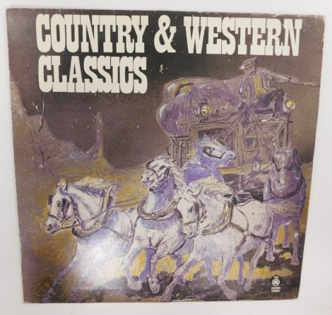 V/A - Country and Western Classics LP (EX/VG) JUG