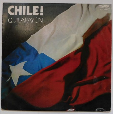 Chile - Quilapayun LP (VG+/VG) HUN
