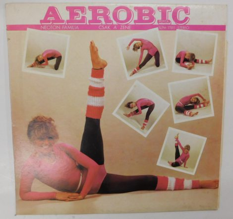 Neoton Família - Aerobic LP (EX/VG-)
