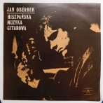 Jan Oberbek - Hiszpanska Muzyka Gitarowa LP (EX/VG+) POL