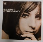 Barbra Streisand LP (EX/EX) CZE