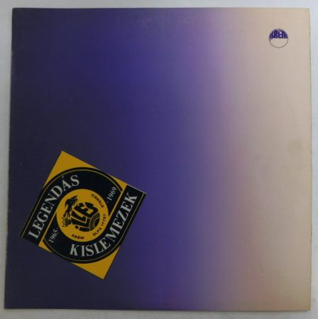 Illés - Illés 1965-1969. Legendás Kislemezek LP (VG+/VG)