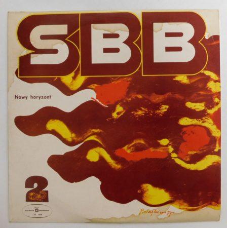 SBB - Nowy Horyzont LP (VG/VG) POL