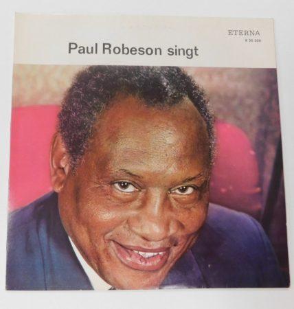 Paul Robeson - Paul Robeson Singt LP (VG+/VG+) GER.