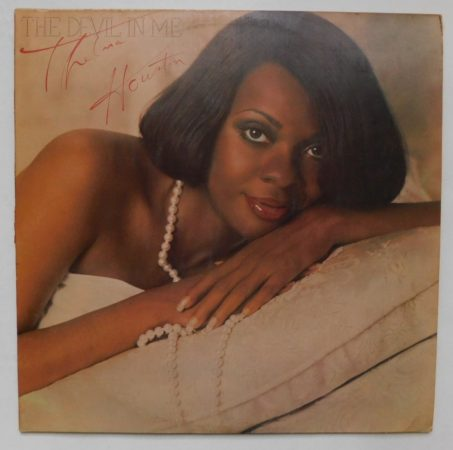 Thelma Houston - The Devil in Me LP (VG+/VG) IND