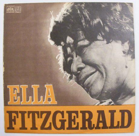 Ella Fitzgerald LP (EX/VG) CZE