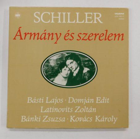 Schiller - Ármány És Szerelem 3xLP (EX/VG+)