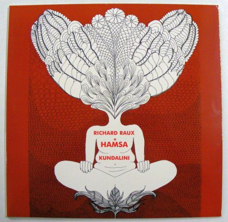 Richard Raux and the Hamda: Kundalini - Coloured Vinyl LP (NM/NM) FR