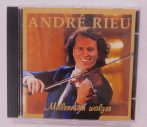 André Rieu - Millennium Waltzer CD (EX/VG+) HUN