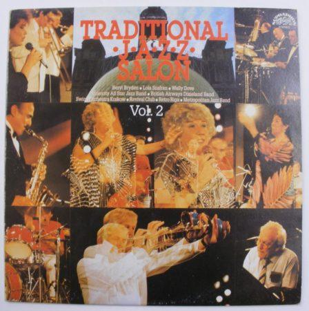 Tradition Jazz Salon Vol. 2 LP (VG+/VG+) CZE