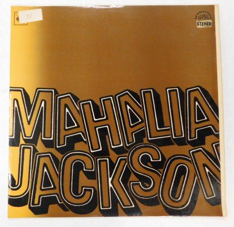Mahalia Jackson - Mahalia Jackson LP (VG+/VG+) CZE.