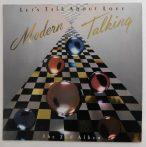Modern Talking - Let's Talk About Love LP (VG+/VG+) GER