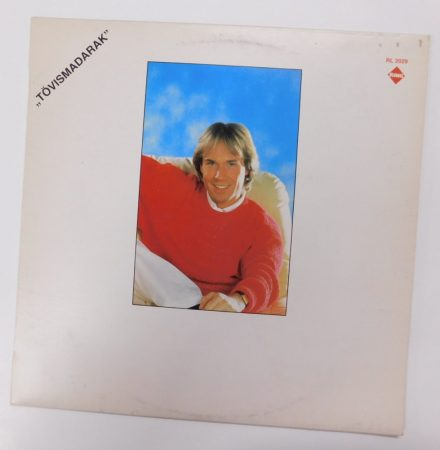 Richard Clayderman - Chansons D'Amour - Tövismadarak LP (EX/VG) HUN., 1990