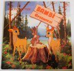 Bambi gyermekei - Felix Salten LP (NM/NM)