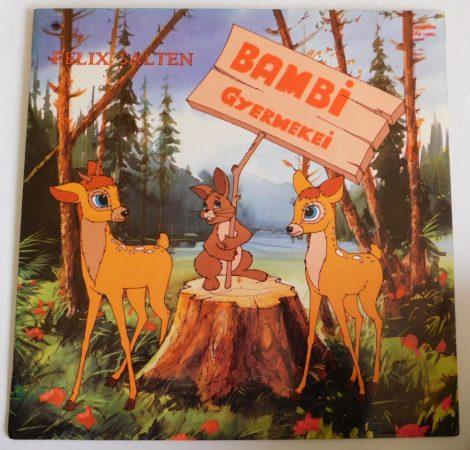 Bambi gyermekei - Felix Salten LP (VG/EX)