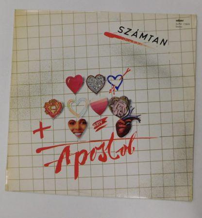 Apostol - Számtan LP (VG+/VG)