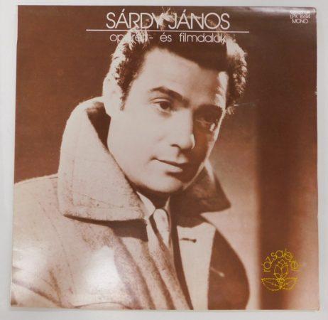Sárdy János - Operett És Filmdalok LP (EX/VG+)