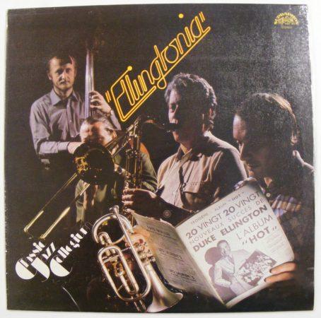 Classic Jazz Collegium: Ellingtonia LP (EX/VG+) CZE