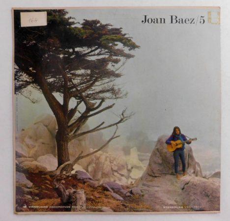 Joan Baez - 5 LP (VG+/VG) IND