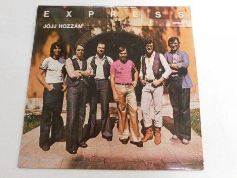 Express - Jöjj hozzám LP + inzert (VG+/VG+)