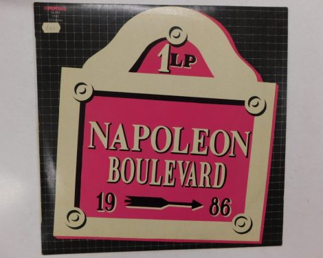 Napoleon Boulevard 1. LP (VG+/VG)