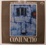 The Blue Effect and The Jazz Q Prague - Coniunctio LP (VG+/VG+) CZE