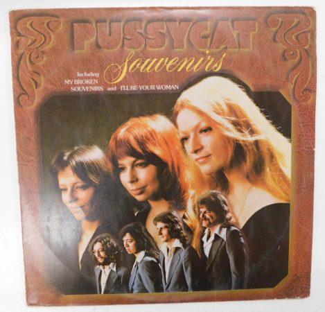 Pussycat - Souvenirs LP (EX/VG-) IND