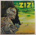 Z Zi Labor - A Zizi Bolygó Titka LP (NM/VG+)