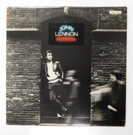 John Lennon - Rock 'N' Roll LP (VG+/VG) YUG.