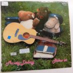 Muszty - Dobay - Titkos Út LP (VG+/VG)